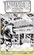 Original Comic Art:Complete Story, Dan Adkins and Val Mayerik - Original Art for SupernaturalThrillers #2 (complete book). (Marvel, 1973). This is the storyo...