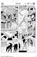 Original Comic Art:Panel Pages, Murphy Anderson - Original Art for Hawkman #1, page 9 (DC 1969).Considered by many to be Murphy Anderson's finest Silver Ag...