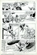 Original Comic Art:Panel Pages, Murphy Anderson - Original Art for Hawkman #20, page 7 (DC, 1967).Here is a top-of-the-line Murphy Anderson page. It is fro...