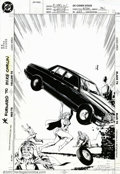 Original Comic Art:Covers, Jackson Guice - Original Cover Art for Action Comics #685 (DC,1993). Supergirl is rendered by Jackson Guice in an incredibl...