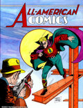 Original Comic Art:Covers, Sheldon Moldoff -Original Cover Re-creation Art for All AmericanComics #16 (1993). Very nice large, full color recreation o...