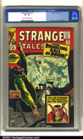 Silver Age (1956-1969):Superhero, Strange Tales #131 (Marvel, 1965) CGC VF- 7.5 Cream to off-white pages. This is a very nice, glossy book with sharp corners....