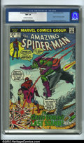 Bronze Age (1970-1979):Superhero, The Amazing Spider-Man #122 Edenwald pedigree (Marvel, 1973) CGC NM 9.4 Off-white to white pages. Considering the success of...