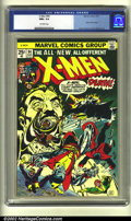 Bronze Age (1970-1979):Superhero, X-Men #94 (Marvel, 1975) CGC NM+ 9.6 Off-white pages. Offered here is one of the most sought-after books in all of comic col...