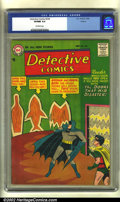 Silver Age (1956-1969):Superhero, Detective Comics #238 Circle 8 pedigree (DC, 1956) CGC VF/NM 9.0 Off-white pages. During the mid-1950s Sheldon Moldoff becam...