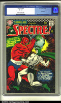 Silver Age (1956-1969):Horror, Showcase #61 (DC, 1966) CGC VF 8.0 Cream to off-white pages. TheSpectre makes his second appearance of the Silver Age in th...
