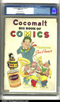 Golden Age (1938-1955):Humor, Cocomalt Big Book of Comics #1 (Chesler, 1938) FN/VF 7.0 Cream to off-white pages. Talk about obscure! Talk about RARE! This...