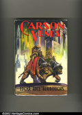 Memorabilia:Science Fiction, Carson of Venus by Edgar Rice Burroughs First Edition (Edgar Rice Burroughs, Inc., 1939). This is a fantastic, high-grade co...