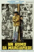 """Movie Posters:Drama, Midnight Cowboy (United Artists, 1969). Italian (39"""" X 55""""). Beautiful collage of images from the Academy Award Winner of B..."""
