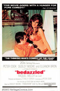 "Movie Posters:Comedy, Bedazzled (20th Century Fox, 1967). One Sheet (27"" X 41""). DudleyMoore plays a down-on-his-luck cook who is in love with a ..."