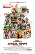 "Movie Posters:Comedy, Animal House (Universal, 1978). One Sheet (27"" X 41"") Style B. JohnLandis' film about early '60s frat house life was a huge..."