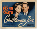 """Movie Posters:Drama, Gentleman Jim (Warner Brothers, 1942). Lobby Card Set (11"""" X 14""""). Raoul Walsh directed this terrific biopic about the smoot..."""