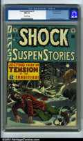 Golden Age (1938-1955):Horror, Shock SuspenStories #3 Gaines File pedigree 9/12 (EC, 1952) CGC NM9.4 Off-white pages. Jack Davis, Wally Wood, and Jack Kam...