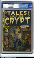 Golden Age (1938-1955):Horror, Tales From the Crypt #23 (EC, 1951) CGC FN- 5.5 Cream to off-whitepages. This copy of Tales From The Crypt appears much...
