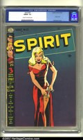 Golden Age (1938-1955):Superhero, The Spirit #22 (Quality, 1950) CGC FN/VF 7.0 Cream to off-white pages. Will Eisner is one of the greatest comic artists of a...
