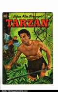 Golden Age (1938-1955):Adventure, Tarzan, Edgar Rice Burroughs Lot (Dell, 1950s). This lot contains 23 different issues of Tarzan by Edgar Rice Burroughs ... (Total: 23 Comic Books Item)