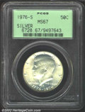 "Kennedy Half Dollars: , 1976-S 50C Silver MS67 PCGS. The latest Coin World ""Trends"" ..."