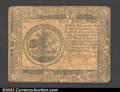 Colonial Notes:Continental Congress Issues, November 29, 1775, $5, Continental Congress Issue, CC-15, VF. ...