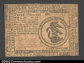 Colonial Notes:Continental Congress Issues, May 20, 1777, $3, Continental Congress Issue, CC-64, VF. This ...