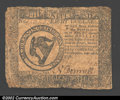 Colonial Notes:Continental Congress Issues, September 26, 1778, $8, Continental Congress Issue, CC-81, VG+....