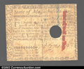 Colonial Notes:Massachusetts, May 5, 1780, $2, Massachusetts, MA-279, XF-AU. This note has ...