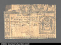 Colonial Notes:New York, February 16, 1771, 10s, New York, NY-162, VF. This is a ...