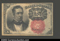 Fractional Currency:Fifth Issue, Fifth Issue 10c, Fr-1266, Choice AU. ...