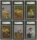 Baseball Cards:Sets, 1953 Bowman Color Baseball Complete Set (160). The first set ofcontemporary Major League players to feature color photogra...