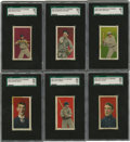 Baseball Cards:Lots, 1910 E96 Philadelphia Caramel Partial Set (15/30). This 30 card setwas issued by Philadelphia Caramel in 1910 as a continu...