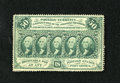 Fractional Currency:First Issue, Fr. 1310 50c First Issue Gem New. Four behemoth margins and picture perfect centering are found on this colorful and well pe...