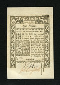 Colonial Notes:Rhode Island, Rhode Island May 1786 6d Superb Gem New. An absolutely stunningexample of this final Rhode Island issue that has broad marg...