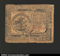 Colonial Notes:Continental Congress Issues, November 29, 1775, $5, Continental Congress Issue, CC-15, Fine-...