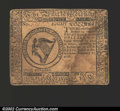 Colonial Notes:Continental Congress Issues, February 17, 1776, $8, Continental Congress Issue, CC-30, VF. ...