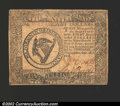 Colonial Notes:Continental Congress Issues, September 26, 1778, $8, Continental Congress Issue, CC-81, VF. ...