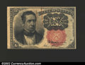 Fractional Currency:Fifth Issue, Fifth Issue 10c, Fr-1266, VF. There are a couple of pinholes ...