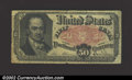 Fractional Currency:Fifth Issue, Fifth Issue 50c, Fr-1381, VG-Fine. ...