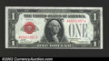 Small Size:Legal Tender Notes, 1928 $1 Legal Tender Note, Fr-1500, Choice CU. A lovely, ...