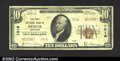 National Bank Notes:Colorado, Denver, CO - $10 1929 Ty. 2 First National Bank of ...