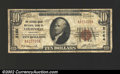 National Bank Notes:Kentucky, Louisville, KY - $10 1929 Ty. 1 Citizens Union National ...