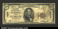 National Bank Notes:Virginia, Richmond, VA - $5 1929 Ty. 1 Central National Bank of ...