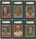 Baseball Cards:Sets, 1960 Fleer All Time Greats Set (79).Presented is a complete set of 1960 Fleer Baseball Greats. The set features many of the ...