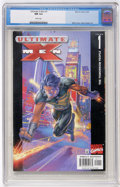 Modern Age (1980-Present):Superhero, Ultimate X-Men CGC Group (Marvel, 2001-02).... (Total: 9 ComicBooks)