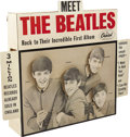 Music Memorabilia:Posters, Meet the Beatles Moving Head Window Display (Capitol, 1964).After a successful year in their native UK, the Beatle... (Total: 1Item)