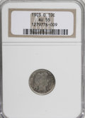 Barber Dimes: , 1903-O 10C AU55 NGC. NGC Census: (8/83). PCGS Population (7/96).Mintage: 8,180,000. Numismedia Wsl. Price for NGC/PCGS coi...