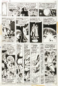 Original Comic Art:Panel Pages, Jim Starlin and Dan Green - Captain Marvel #31, page 17 OriginalArt (Marvel, 1974)....