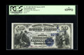 National Bank Notes, Pittsburgh, PA - $20 1882 Date Back Fr. 552 The Duquesne NB Ch. # (E)2278. ...