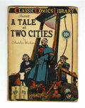 Golden Age (1938-1955):Classics Illustrated, Classic Comics #6 A Tale of Two Cities - Original Edition(Gilberton, 1942) Condition: FR....