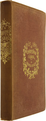 Charles Dickens. A Christmas Carol. In Prose. Being a Ghost Story of Christmas. With
