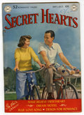 Golden Age (1938-1955):Romance, Secret Hearts #1 (DC, 1949) Condition: FN+....
