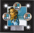Music Memorabilia:Awards, Madonna Ray of Light RIAA Multi-Platinum Album Award.Presented to Chris Taylor to commemorate the sale of more ...(Total: 1 Item)